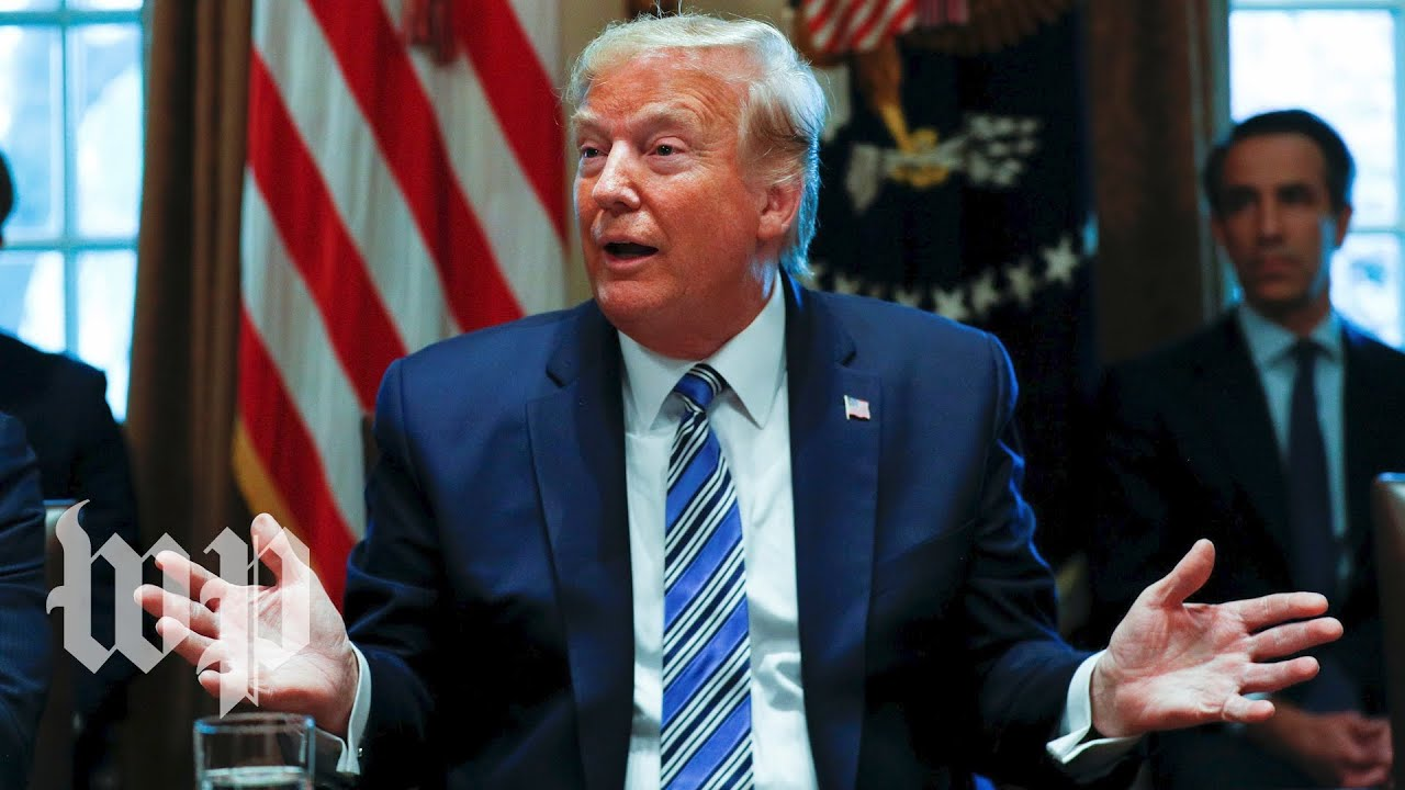 WATCH-Trump-addresses-the-U.S.-on-coronavirus