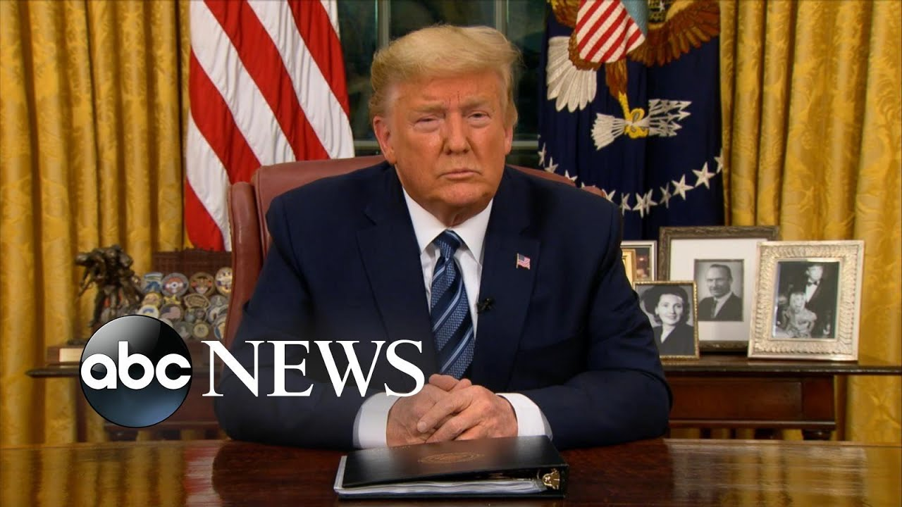 Trump-addresses-nation-on-coronavirus-restricts-travel-to-Europe
