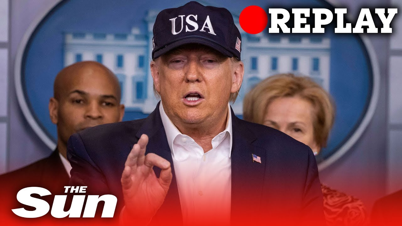 President-Trump-on-measures-to-stop-the-spread-coronavirus-Replay