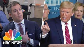 Trump-Berates-Peter-Alexander-Over-Coronavirus-Question-Youre-A-Terrible-Reporter