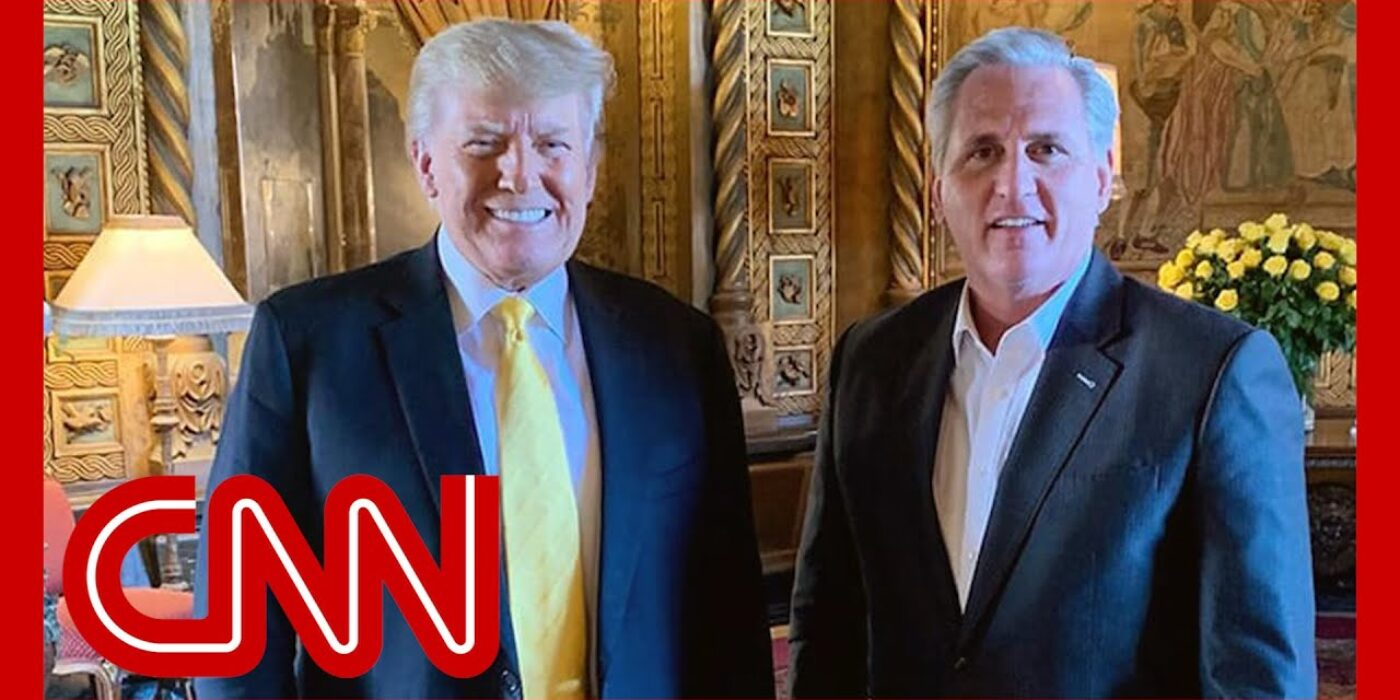 King-reacts-to-McCarthy-and-Trump-meeting-This-tells-you-everything-you-need-to-know-about-the-GOP