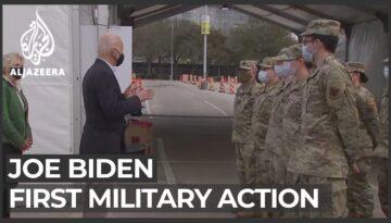 First-US-military-action-under-Biden-draws-criticism