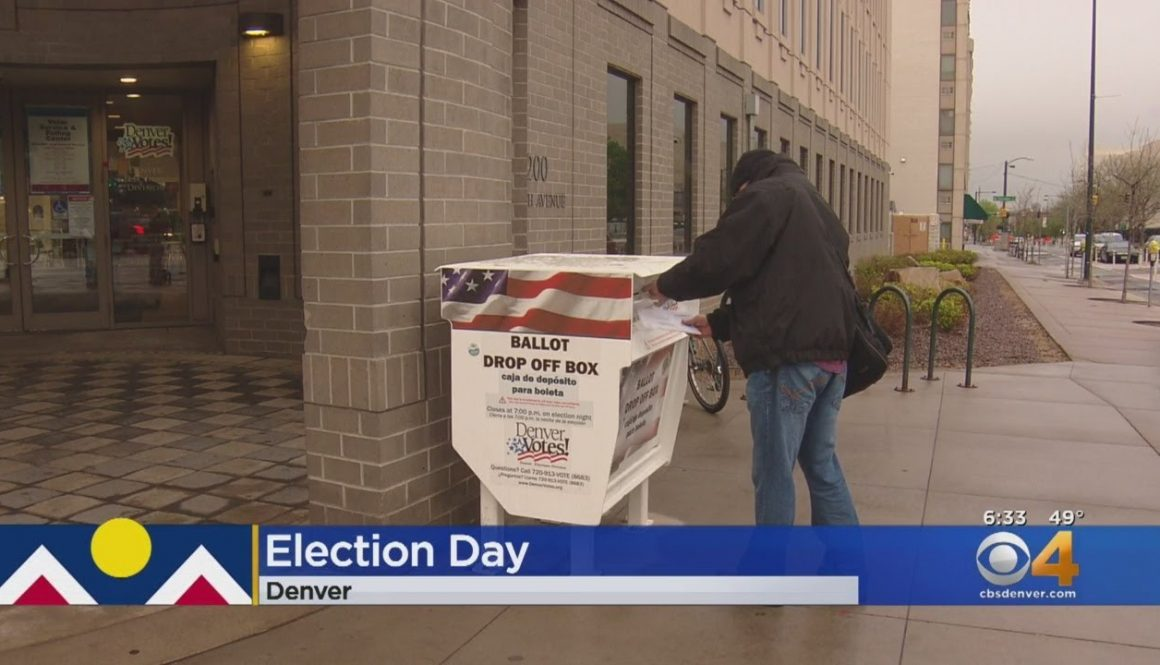 Denver-Elections-Division-Seeing-Steady-Stream-Of-Ballots