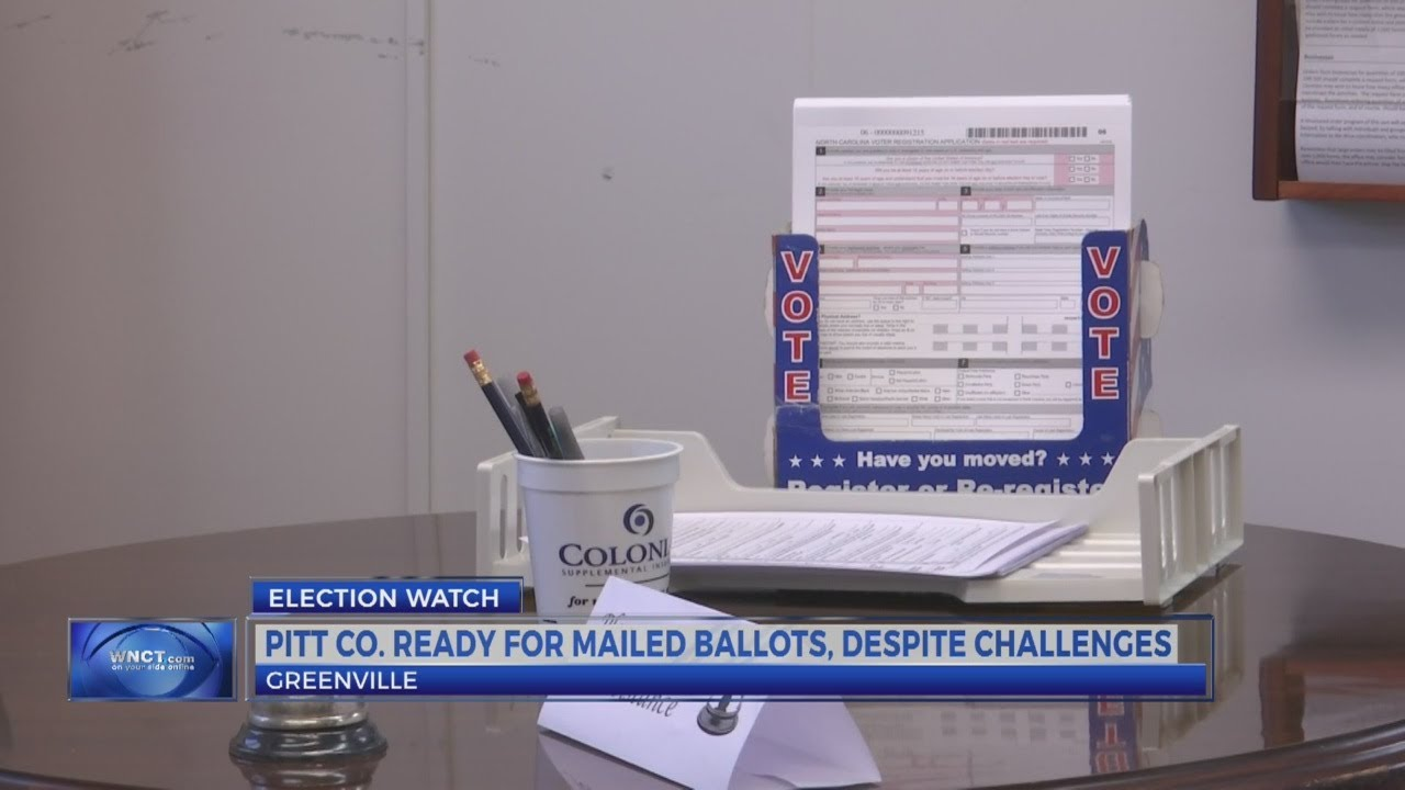Pitt-County-Elections-Office-sees-surge-in-absentee-ballot-request-prepares-for-increased-mail-in-b