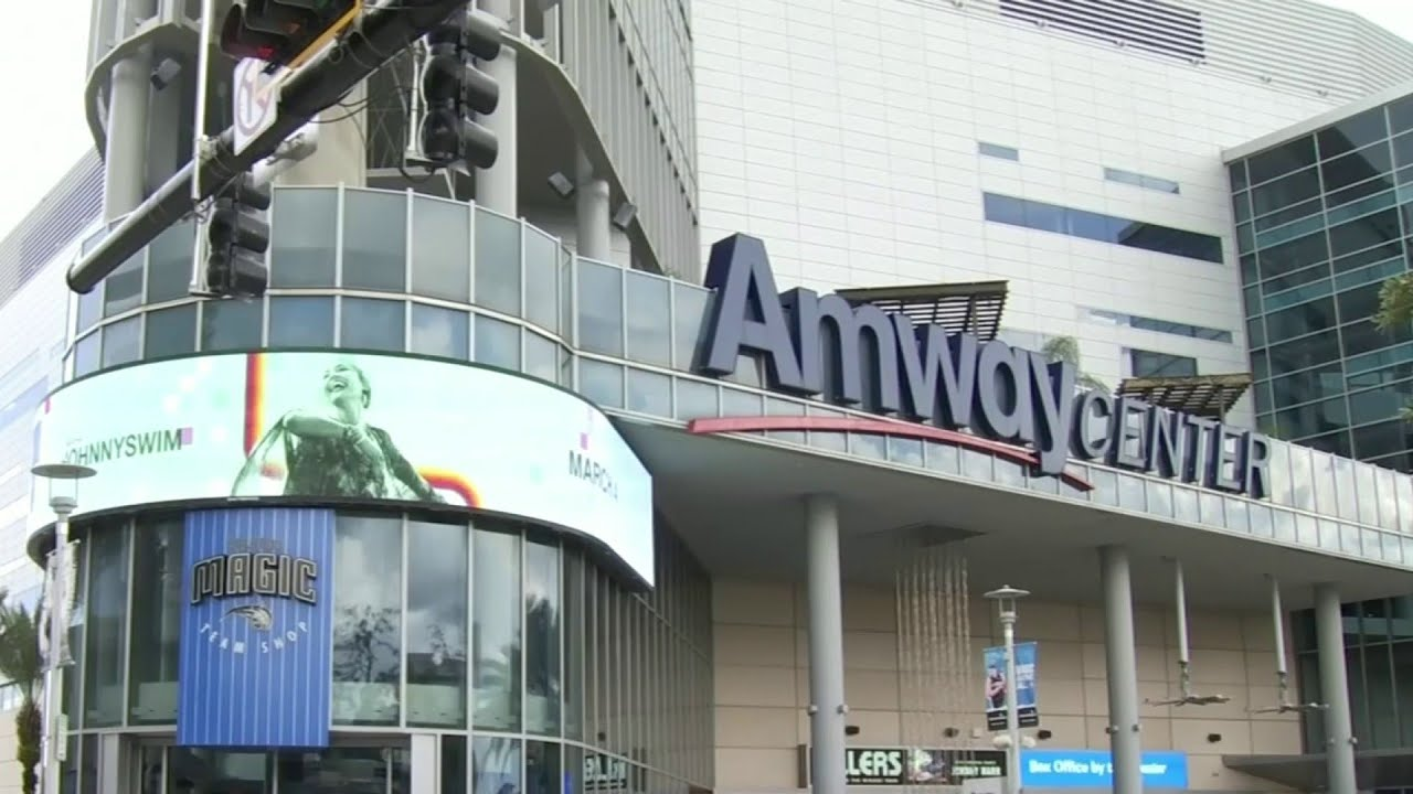 City-of-Orlando-Magic-team-up-to-turn-Amway-Center-into-early-voting-site
