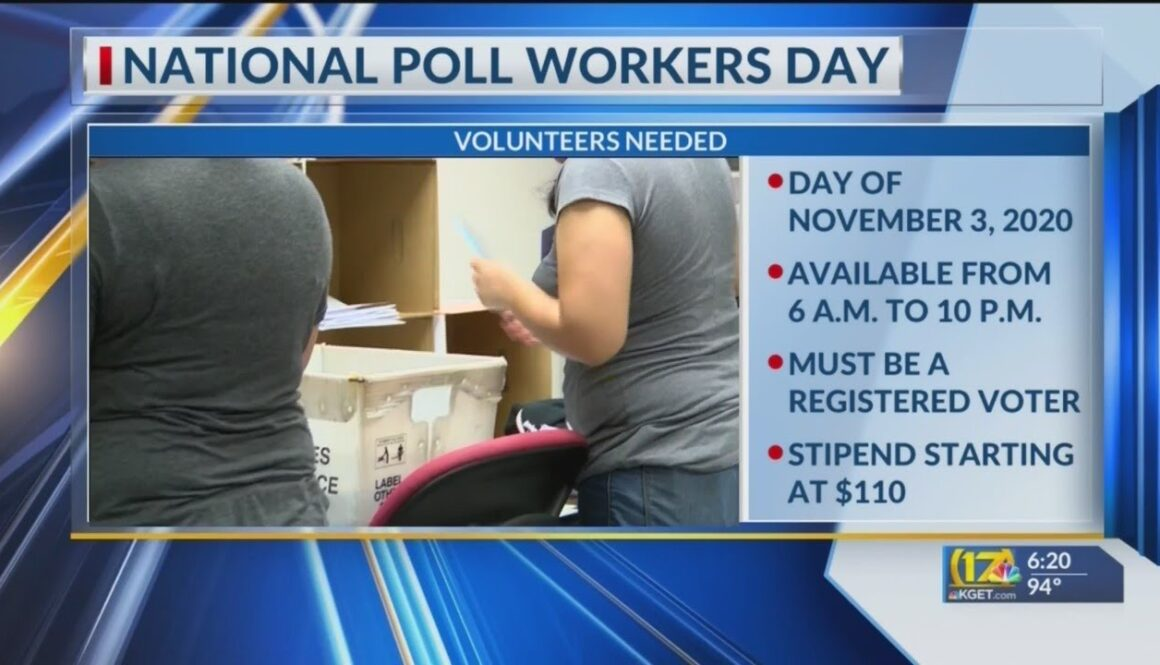 Kern-County-Elections-Office-looking-for-volunteer-poll-workers