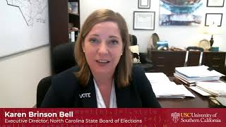 Karen-Brinson-Bell-Exec.-Dir.-NC-State-Board-of-Elections-USC-Election-Cybersecurity-NC-Workshop